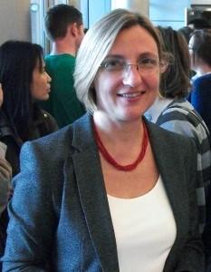Professor Laura Marcu
