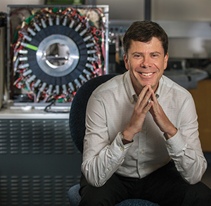 Simon Cherry, distinguished professor of biomedical engineering at UC Davis